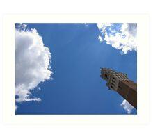 Siena Sky Art Print