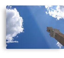 Siena Sky Metal Print