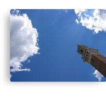 Siena Sky Canvas Print