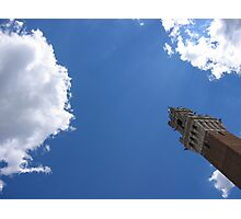 Siena Sky Photographic Print