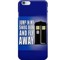 Snog Box iPhone Case/Skin