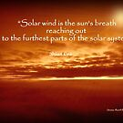 The Sun's Breath by Charmiene Maxwell-Batten