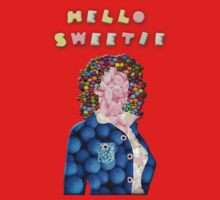 Hello Sweetie Kids Tee