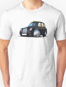 London Taxi TX4 Black T-Shirt