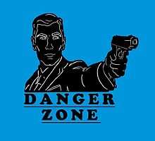 Archer - Danger Zone  by RedFoxFires