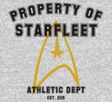 Starfleet Athletic Dept by chazy73