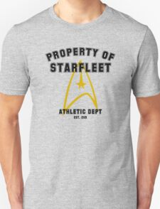 Starfleet Athletic Dept T-Shirt