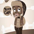 Keep Calm by bykai