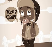 Keep Calm by bykai