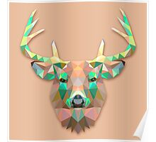 Deer Animals Gift Poster