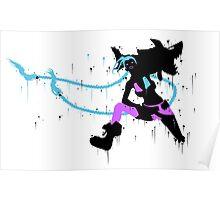 Jinx Ink Black Poster