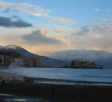 Vesuvio by Jessica Perry  George