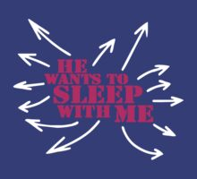 Paris Hilton - He wants to sleep with me by dreamtee