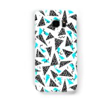 Missy - 80s Retro, Throwback Memphis Inspired Design Coque et skin Samsung Galaxy