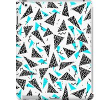 Missy - 80s Retro, Throwback Memphis Inspired Design iPad Case/Skin