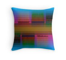 Abstraction 3 Throw Pillow