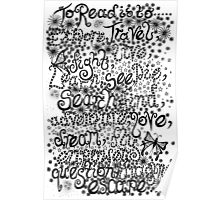 To Read is to... Poster