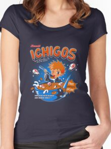 Hollow cereals Women's Fitted Scoop T-Shirt