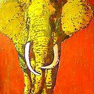 ELEPHANT by Gunter Wenzel