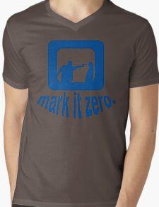 Big Lebowski Mens V-Neck T-Shirt