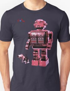 Super Giant Bot with Dogbot Unisex T-Shirt