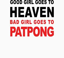 GOOD GIRL GOES TO HEAVEN BAD GIRL GOES TO PATPONG Tank Top