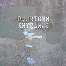 Downtown Entranced by Daniel Owens
