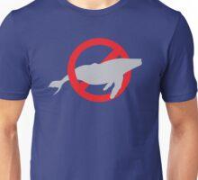 NO WHALES  Unisex T-Shirt