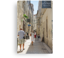 La Rochelle, France #3 Canvas Print
