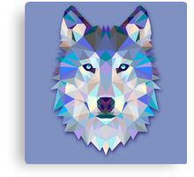 Wolf Animals Gift Canvas Print