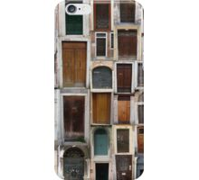 Doors Dull iPhone Case/Skin