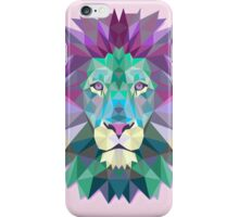 Lion Animals Gift iPhone Case/Skin