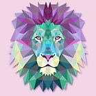 Lion Animals Gift by MrNicekat