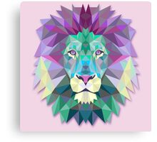 Lion Animals Gift Canvas Print