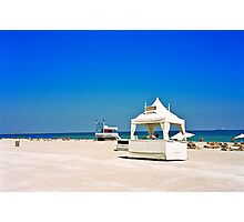Miami Beach Photographic Print