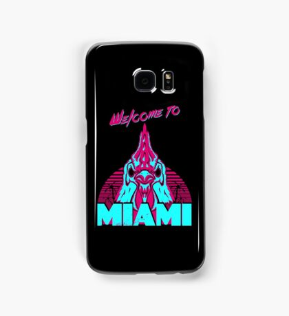 Welcome to Miami - I - Richard Samsung Galaxy Case/Skin