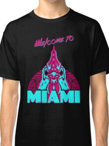 Welcome to Miami - I - Richard Classic T-Shirt