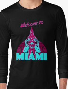Welcome to Miami - I - Richard Long Sleeve T-Shirt