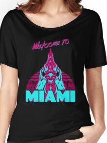 Welcome to Miami - I - Richard Women's Relaxed Fit T-Shirt