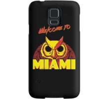 Welcome to Miami - III - Rasmus Samsung Galaxy Case/Skin