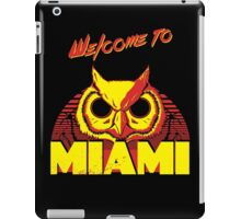 Welcome to Miami - III - Rasmus iPad Case/Skin