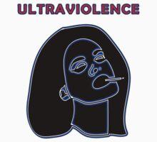 Ultraviolence by Tamy Moldavsky Azarov