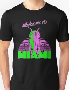Welcome to Miami - II - Don Juan T-Shirt