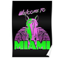 Welcome to Miami - II - Don Juan Poster