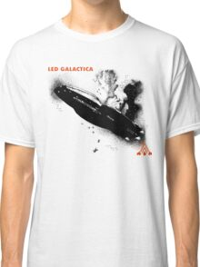 Led Galactica Classic T-Shirt