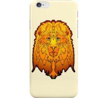 Big Lion iPhone Case/Skin