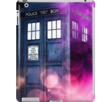 Public Police Box - Dr Who iPad Case/Skin