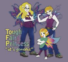 tough fairy princess by gruntmonkeys