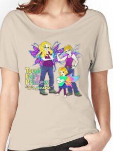 tough fairy princess Women's Relaxed Fit T-Shirt