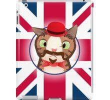 Monty Gotchy - London 2 iPad Case/Skin